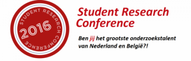 Student research conference in Nijmegen