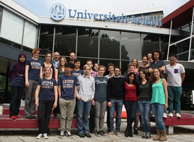 First Summer School Chemical Biology a great success